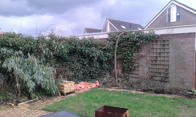 Nieuw project tuin opknappen tuinforum for Tuin opknappen