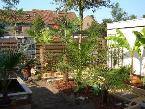 uitbreiding tuin