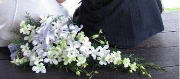 Bloemen in boeket