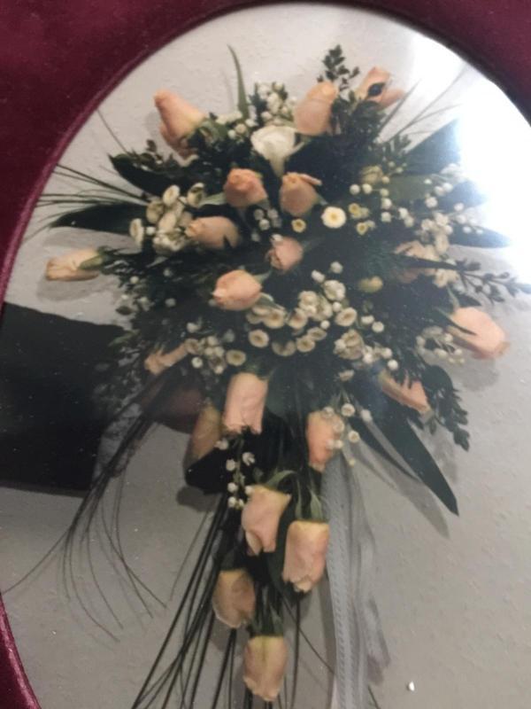Bruidsboeketfoto